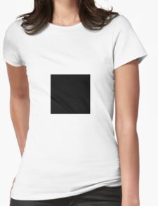 Square Black T-Shirt