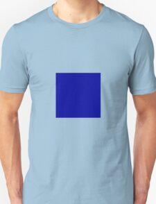 Square Blue T-Shirt