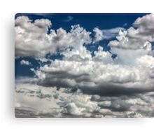Clouds on the road to Tucson Canvas Print
