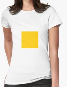 Square Yellow T-Shirt