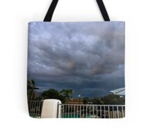 Storm is brewing in Tucson Tote Bag