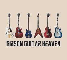 Gibson Guitar Heaven by eyevoodoo