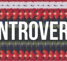 Controversy Sticker