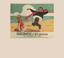 Vintage poster - Skegness Unisex T-Shirt