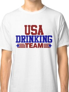 USA Drinking Team Classic T-Shirt