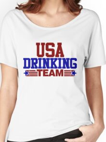 USA Drinking Team Women's Relaxed Fit T-Shirt