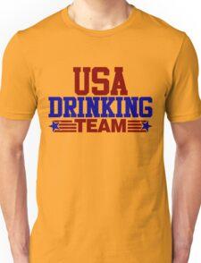 USA Drinking Team Unisex T-Shirt