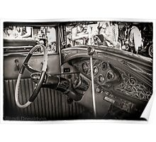 My Little Deuce Coupe Poster