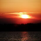 Shimmering Sunset by Christine Demaray-Brown