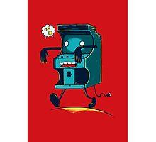 Zombie Arcade - Prints, Stickers, iPhone & iPad Cases Photographic Print