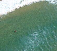 I Like to Swim in the Sea by joerskine