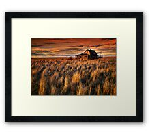 Time Has Passed Me By Framed Print