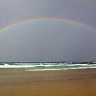 Rainbow Beach by Bami