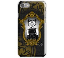 Holly - Framed iPhone Case/Skin