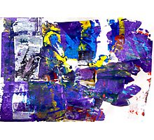 Scientific Abstract Photographic Print
