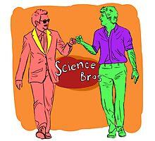 science bros Photographic Print