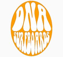 Orange DNA Surfboards circle Unisex T-Shirt