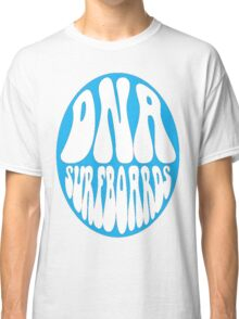 Dark Blue DNA Surfboards circle Classic T-Shirt