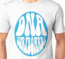 Dark Blue DNA Surfboards circle Unisex T-Shirt