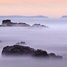 Dawn at Flinders Back Beach by Jim Worrall