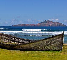Prisoner for life, Norfolk Island, Australia. by johnrf