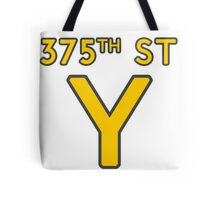 375th Street Y - Royal Tenenbaums Tshirt Tote Bag