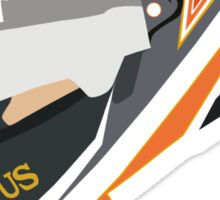 Kimi Räikkönen Helmet Design 2013 Season Sticker