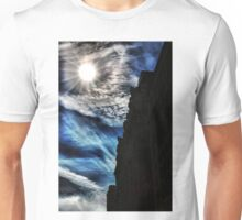 Ice Fire In The City Unisex T-Shirt
