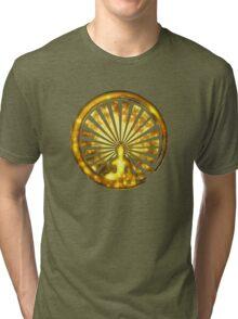 Enso Zen Circle of Enlightenment, Meditation, Buddha, Buddhism, Japan Tri-blend T-Shirt