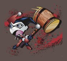 Harley quinn chibi Kids Clothes
