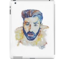 Blu eyes iPad Case/Skin