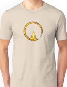 Enso Zen Circle of Enlightenment,  Meditation, Buddha, Buddhism, Japan T-Shirt