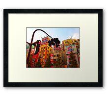 Akihabara (Japan) Framed Print