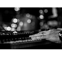 I want to play for you  Photographic Print
