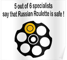 Russian Roulette Poster