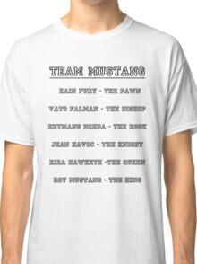 Team Mustang Classic T-Shirt