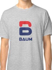 Royal Tenenbaum BAUM variation Classic T-Shirt