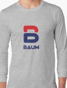 Royal Tenenbaum BAUM variation Long Sleeve T-Shirt