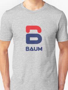 Royal Tenenbaum BAUM variation T-Shirt