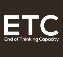 End of Thinking Capacity by trends