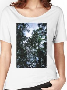 Looking up to Paint Women's Relaxed Fit T-Shirt