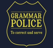 Grammar Police by trends