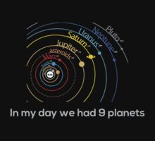 In my day we had 9 planets by trends