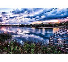 Waters Edge. Photographic Print
