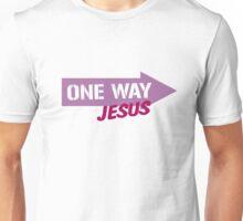 One Way Jesus  Unisex T-Shirt