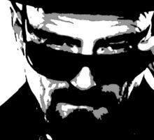 Heisenberg is the danger Sticker