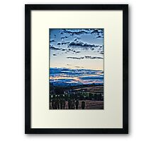 Almost Provence Framed Print