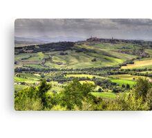 A Tuscan Landscape Canvas Print