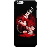 CHARLIE'S FINAL HUMILIATION iPhone Case/Skin