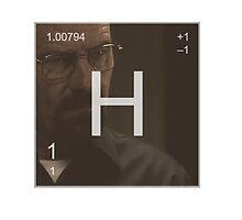 H for Heisenberg by stylishtech
